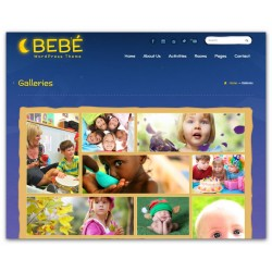 WordPress Bebé - Premium