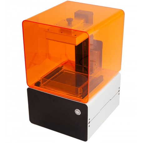 Sunlu SL - D009 SLA Printer 3D - Laranja