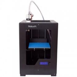 MakerPi M2030 estrutura metálica RepRap Prusa LCD FDM Desktop 3D Printer auto - Educação (AC 110V - 220V)