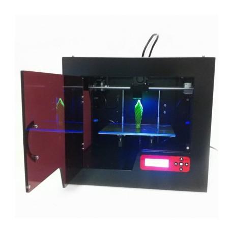 ZONESTAR M803 alta Moldura Precisão metal RepRap Prusa FDM Desktop 3D Printer Suporte PLA ABS Filamento