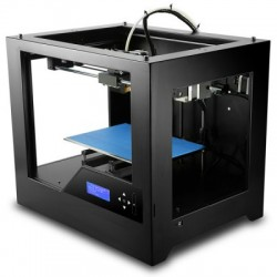 Z603 Prático Printer RepRap Prusa Desktop 3D com suporte de tela LED Windows XP 7 Vista Linux Mac