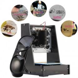 Máquina NEJE JZ-5 Mini Laser Engraving - PRETO 1