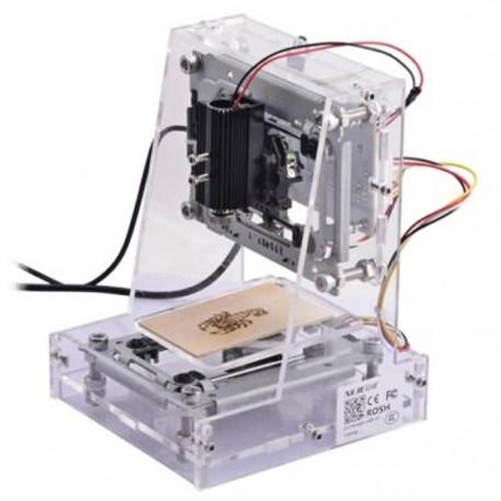 NEJE máquina impressora laser e gravadora Transparente