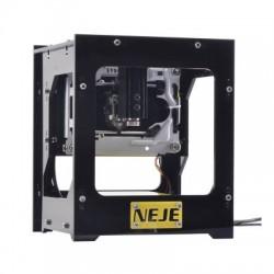 Máquina NEJE 300mW Laser Engraver - Amarelo e preto
