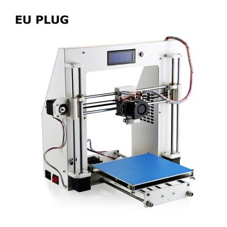 A - 3 Impressora 3D - UE PLUG BRANCO