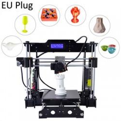 Impressora Acrílico 3DCSTAR P802-MHS 3D - UE PLUG PRETO