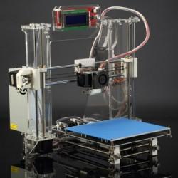 JGAURORA Z - 605S DIY acrílica Quadro RepRap Prusa I3 tela LCD
