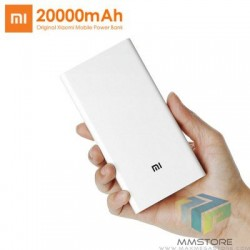 Xiaomi Mi 20000mAh Mobile Power Bank Quick Charging