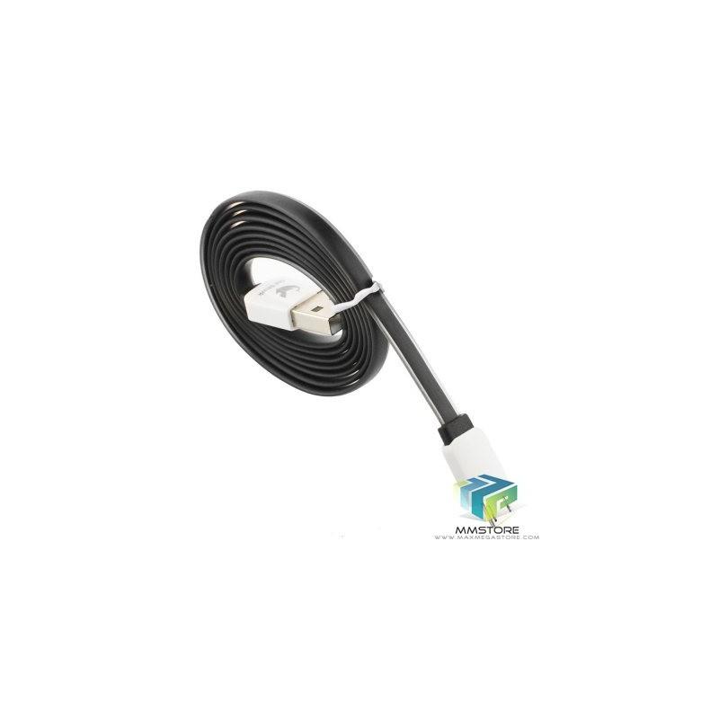 Old Shark 1m Micro Usb Flat Cable Max Mega Store