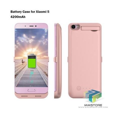 Capa Bateria de 4200mAh para Xiaomi 5