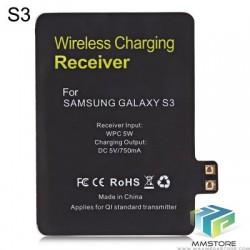 Adaptador sistema Qi para Samsung