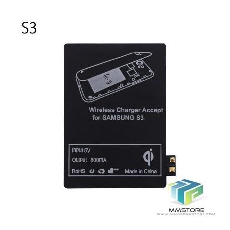 Adaptaador Qi para Samsung