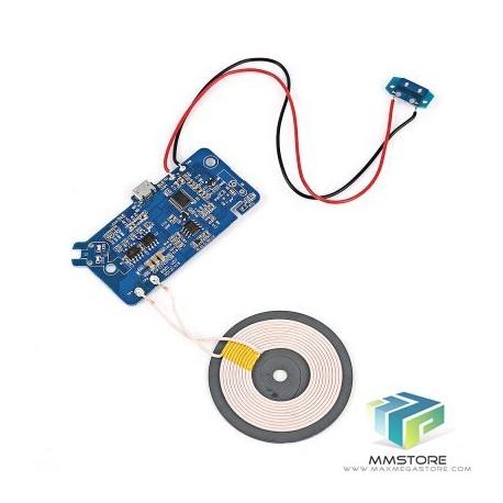 Carregador Wireless circuito PCBA