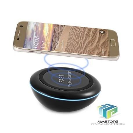 Carregador Qi Wireless QC 2.0