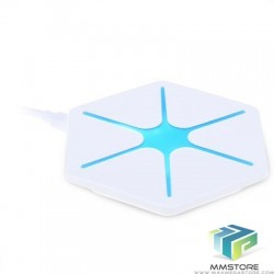 Carregador Wireless Qi Hexagram