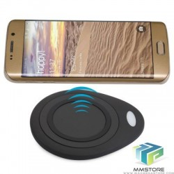Carregador Wireless Qi forma de gota d'agua