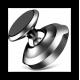 Suporte Magnético de Base Ears Small Series (Vertical Type)